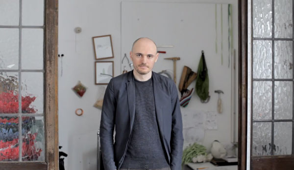 WATCH: Dominic Wilcox   Milan 2013 [VIDEO]