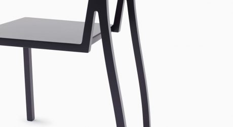 Stiletto Style: Heel Chair by Nendo for Moroso