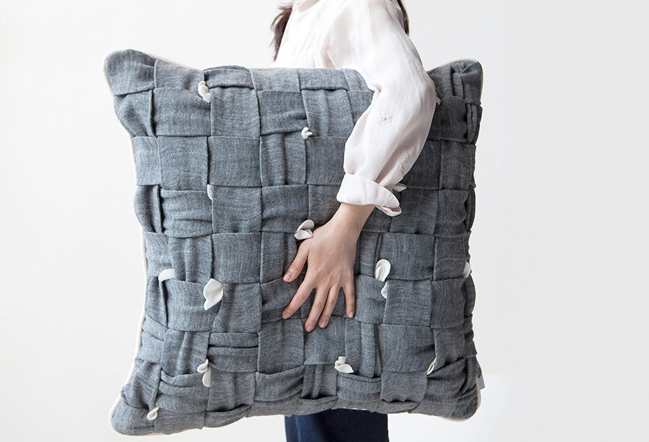 No More Idle Hands: HUHU Pillow Perfect for Fidgeters