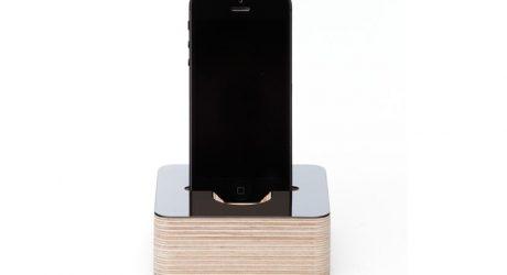 Germanmade Minimalist iPhone 5 Dock