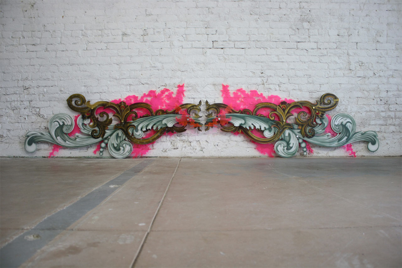 The Layered Sculptures of Jeremy Earhart
