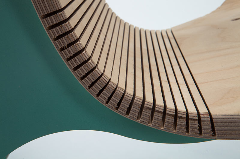 flat pack furniture design. KerFchair By Boris Goldberg Flat Pack Furniture Design