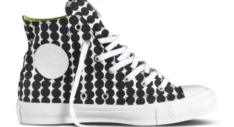 Happy Feet: Converse x Marimekko Shoes Spring 2013