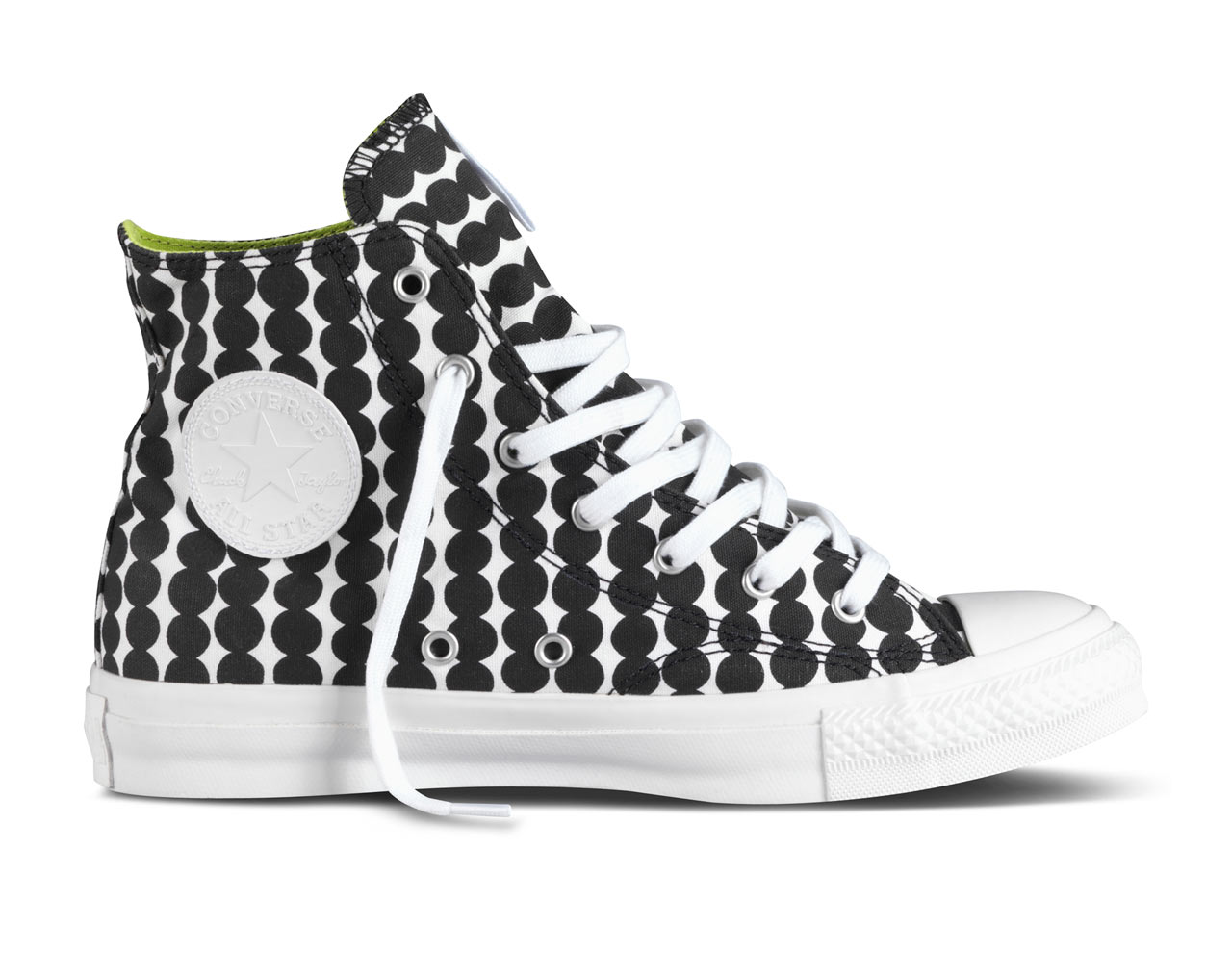 Happy Feet: Converse x Marimekko Shoes Spring 2013