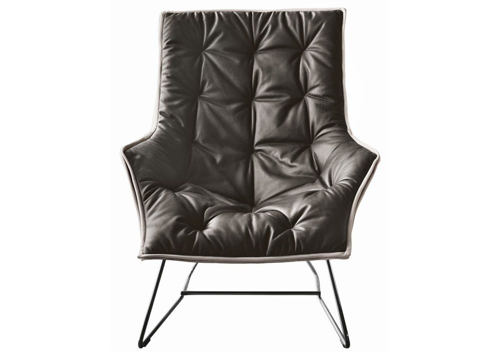 maserati-lounge-chair-zanotta-front