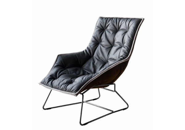 Maserati Lounge Chair by Zanotta in main home furnishings  Category