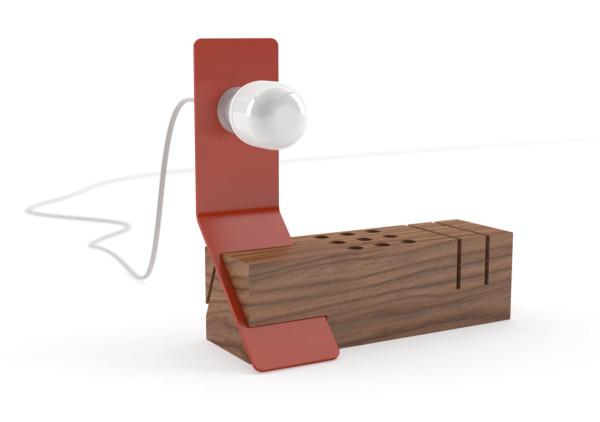 modern-office-organizer-with-desk-lamp