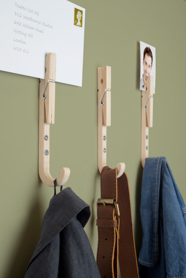 JPEGS: J Hooks with Handy Pegs in main home furnishings  Category
