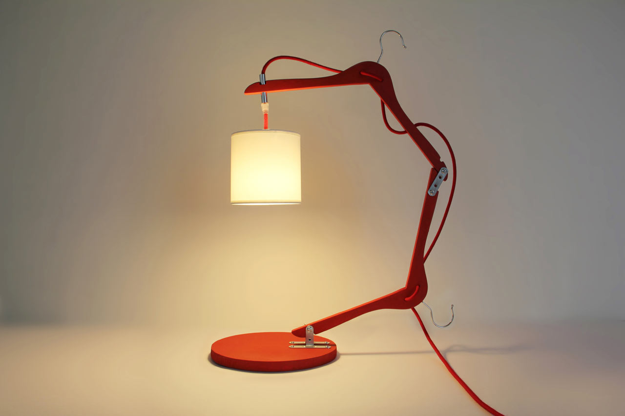 Hanger lamp