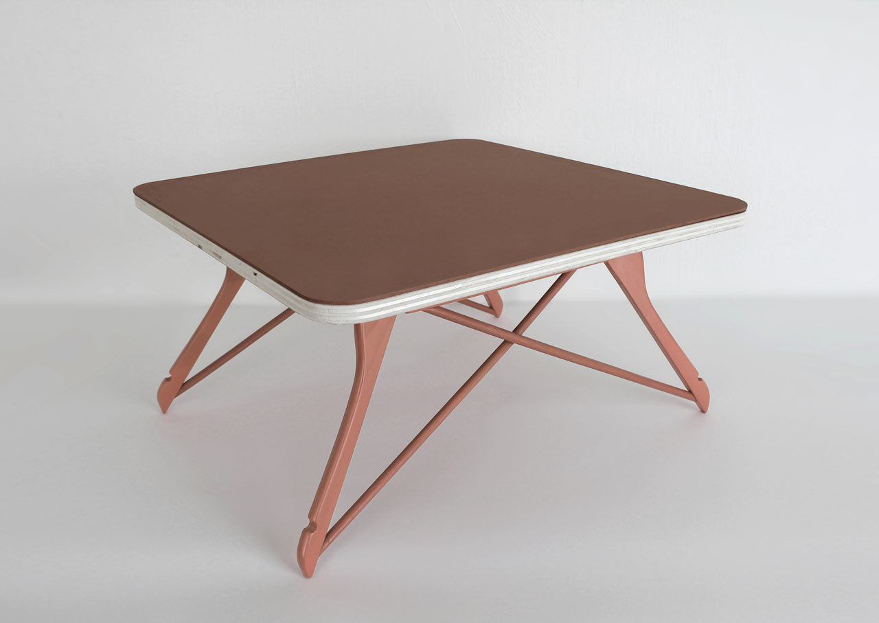 Hanger table