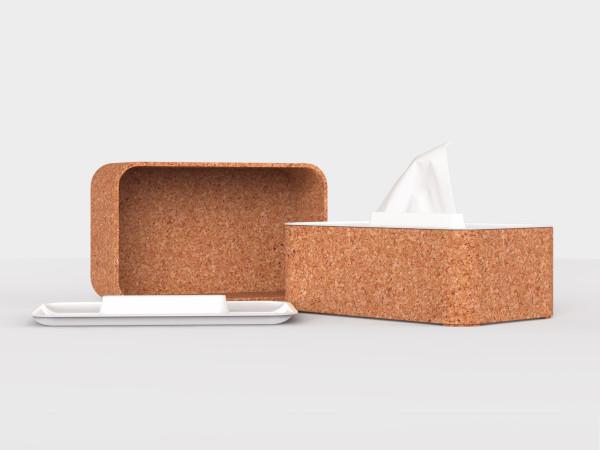 Plate Tissue by Liu Kejia