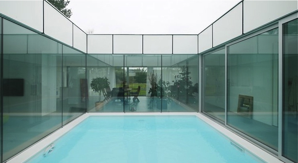 pools-DB-house-Avignon-Clouet Architecture
