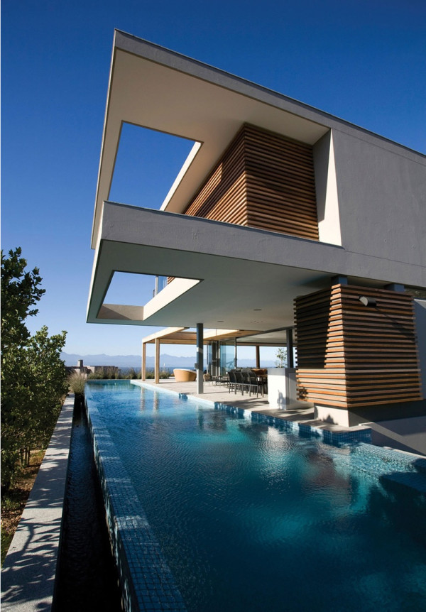 12 Modern Pools That Make A Big Splash - Design Milk