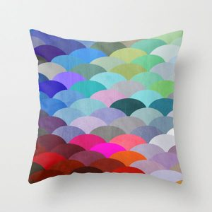 Fresh From The Dairy: Patterned Pillows