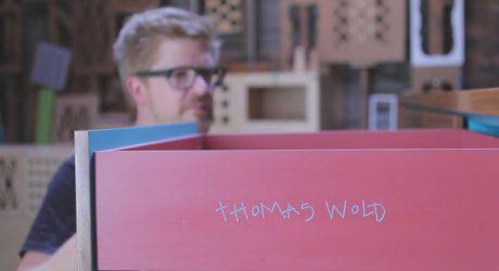 Thomas Wold: Exploring Wonder [VIDEO]