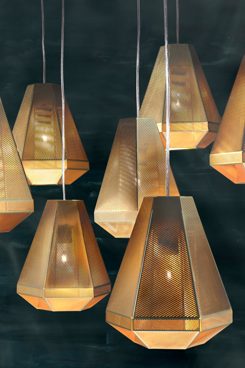 tom-dixon-cell-pendant-group