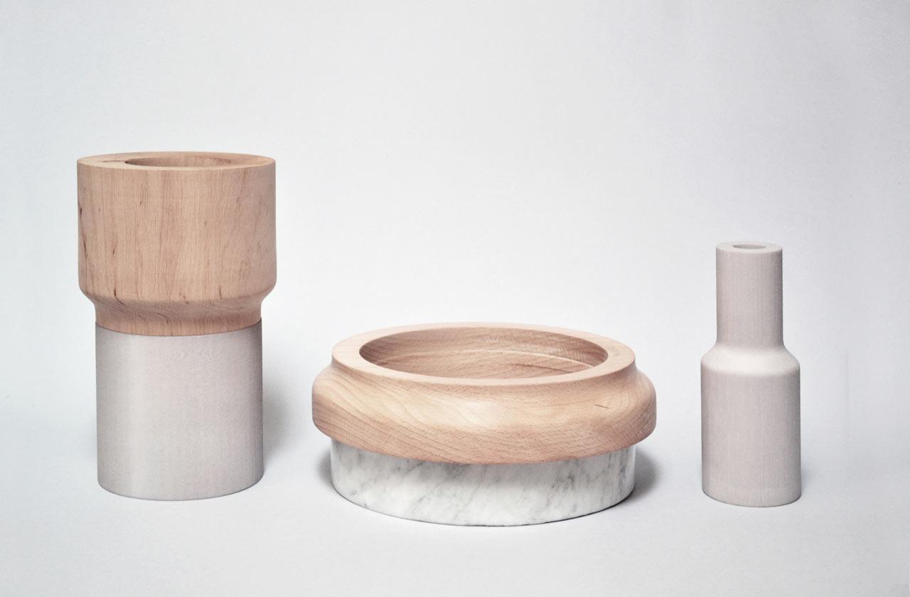Varia Tableware by Gaia Bottari