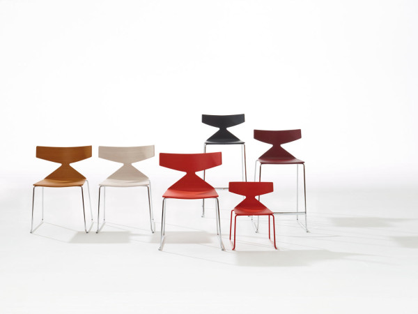 Saya chair by Lievore Altherr Molina