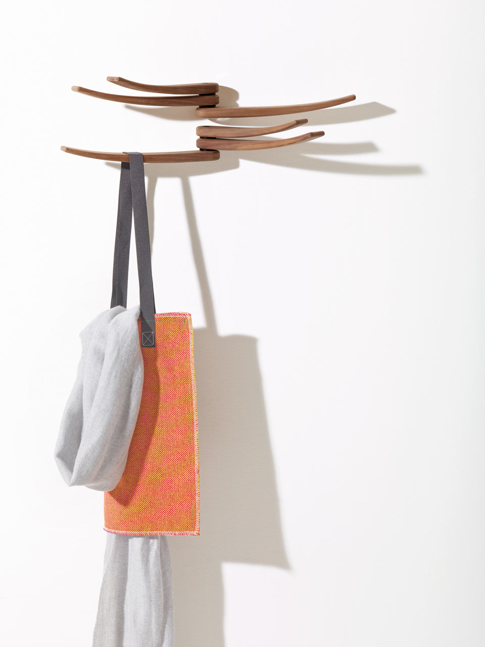 Wing coatrack by Lievore Altherr Molina