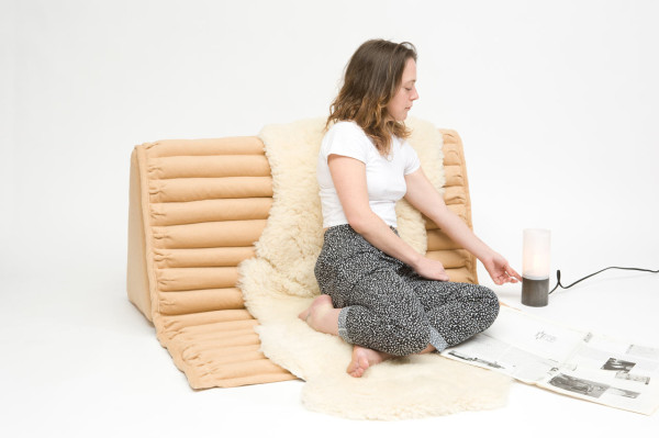 Get Comfy on the Floor: A Lounge by Assembly in main home furnishings  Category