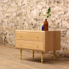 Cerused-Side-Table-Brass-Legs