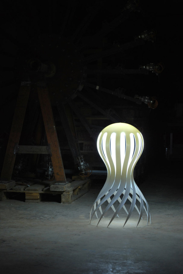Awesome Cirrata Lamp Markus Johansson 3 Amazing Design