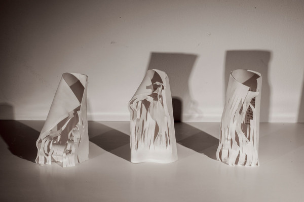 Porcelain as Paper: Reticence by Clare Conway in main art  Category