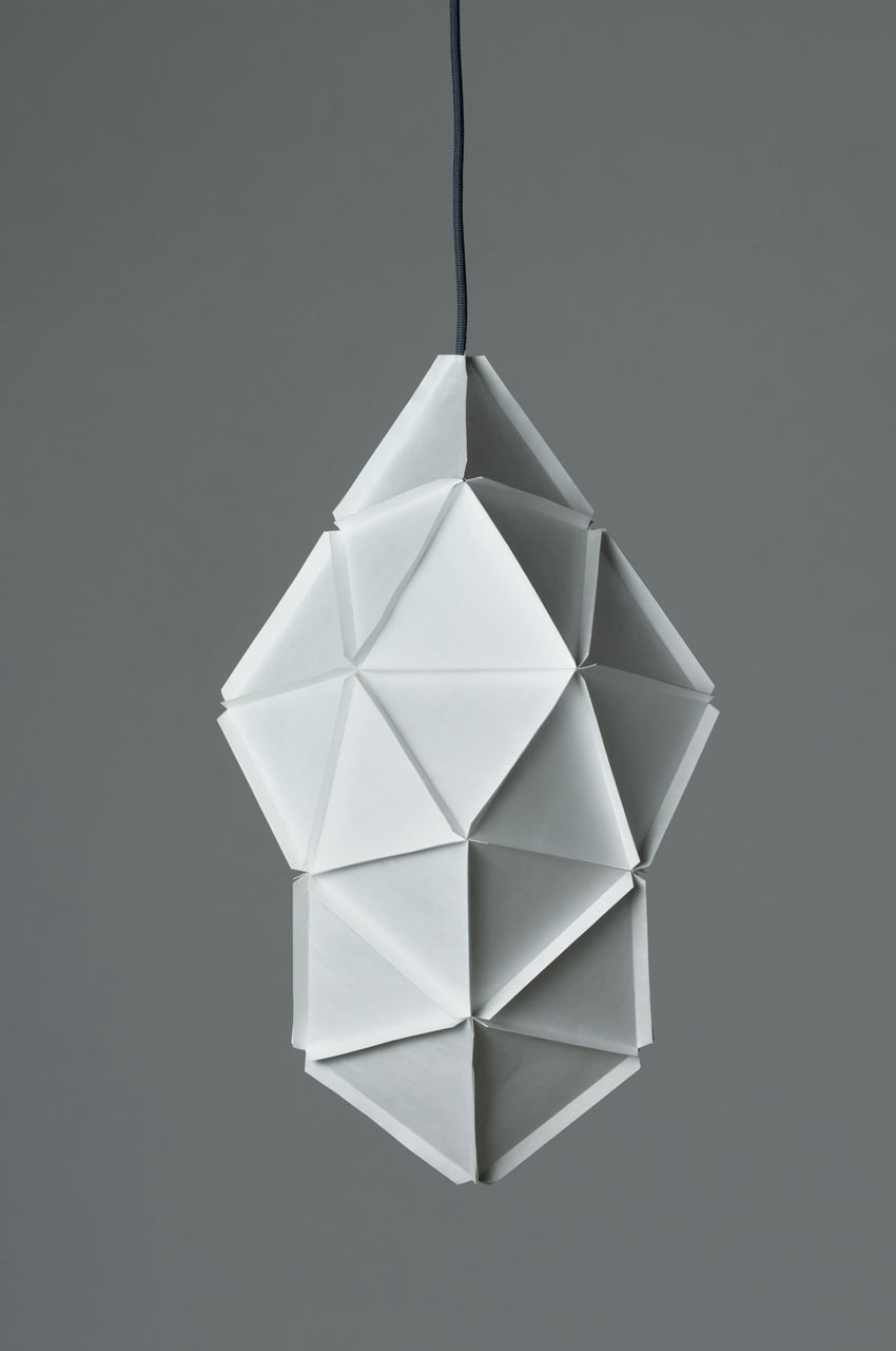Geometric KOGI Lamp by Studio Joa Herrenknecht