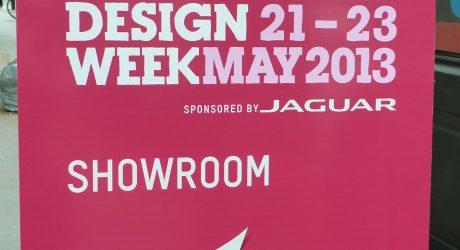 Favorites from Clerkenwell Design Week 2013
