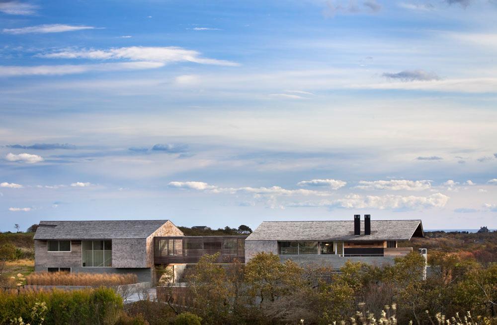 Seaside Modern: Genius Loci Residence by Bates Masi Architects