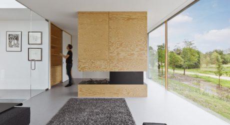 Plywood Paradise: Home 09 by i29 interior architects