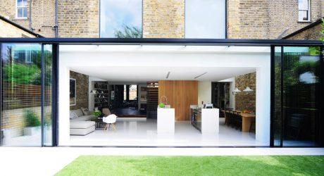 Two Houses Become One: HomeMade by Bureau de Change