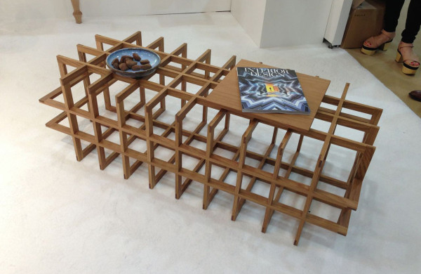 ICFF1-10-Pelle-Grid-Table