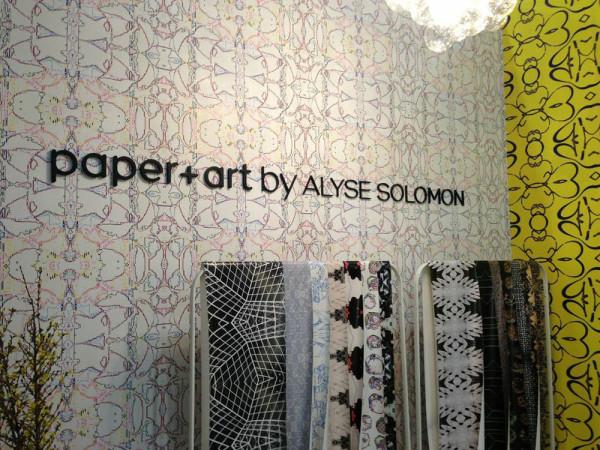 ICFF2-11-Alyse-Solomon-Paper-Art
