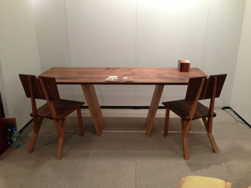 ICFF4-3-Wishbone-Woodworking-Table