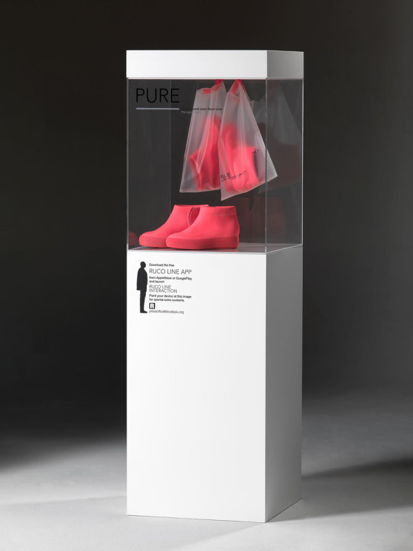 Pure Capsule Collection by Jean Nouvel for Ruco Line in style fashion Category