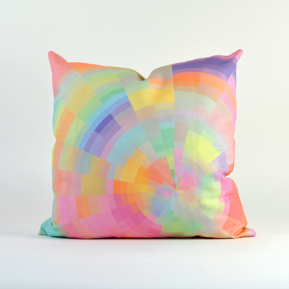 Kaleidescope-modern-graphic-pillow-buttercup-press