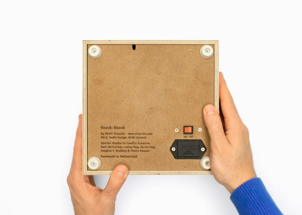 A Calculator for Kids: Knock Knock by Khalil Klouche in technology style fashion main home furnishings  Category