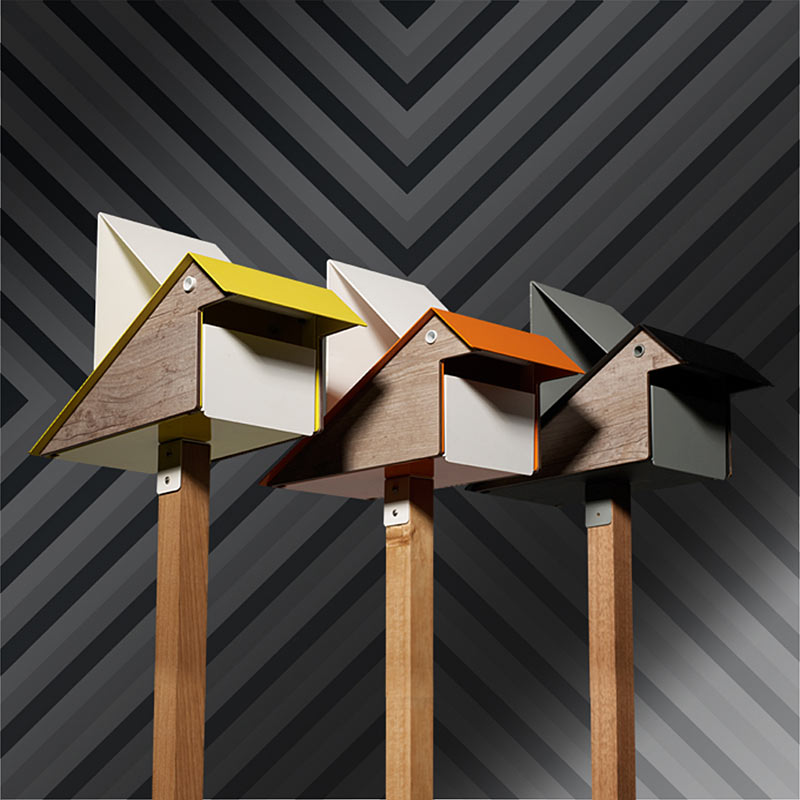 Koo Koo Mailbox by Playso