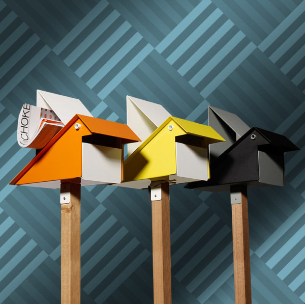 Koo Koo Mailbox by Playso in home furnishings  Category