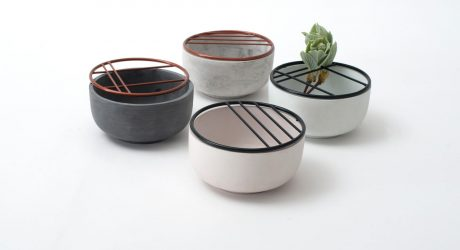 Ikebana-Inspired Cups & Bowls by Hanna Kruse