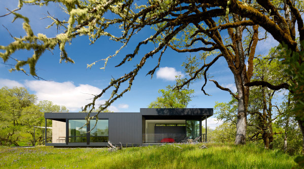 Long Valley Ranch by Marmol Radziner Prefab in main architecture  Category