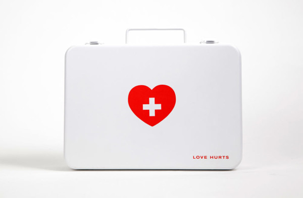 Love Hurts: A Kit to Survive any Heartbreak by Melanie Chernock in style fashion main  Category
