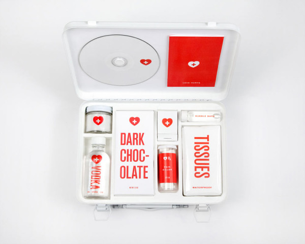Love Hurts: A Kit to Survive any Heartbreak by Melanie Chernock in style fashion  Category