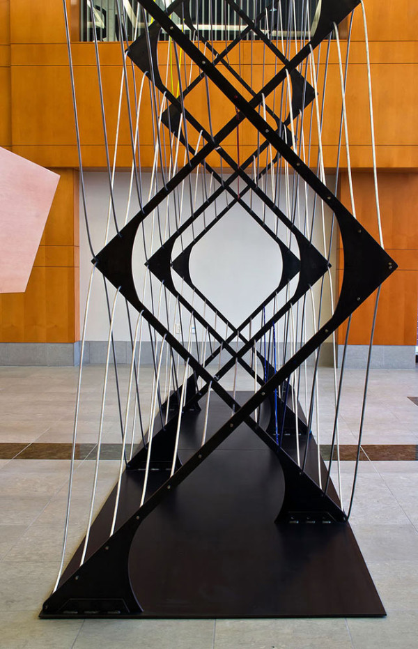 Signals Sculptural Installation by McConnell Studios in main art  Category