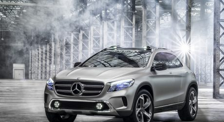 GLA Concept by Mercedes-Benz