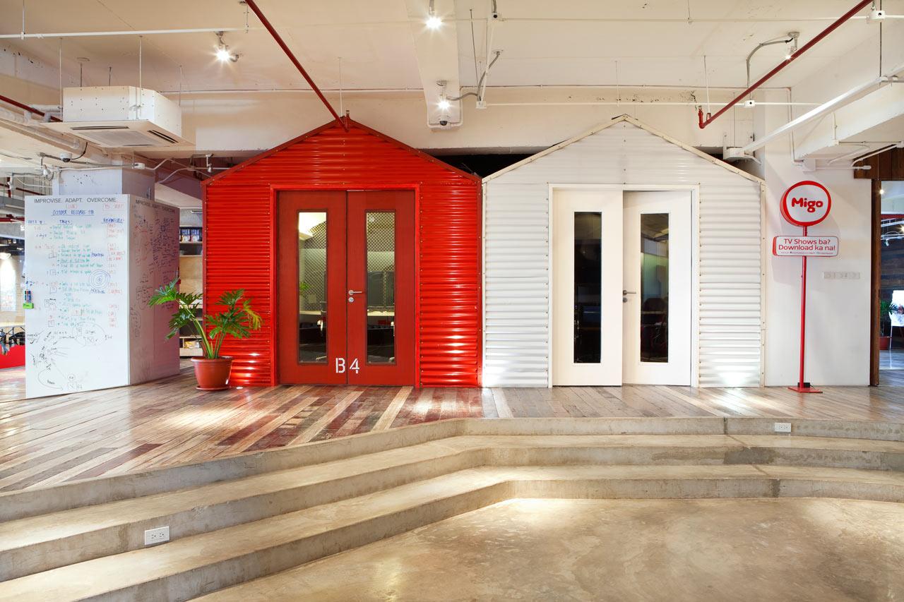 Migo Offices by Utwentysix Architecture Studio