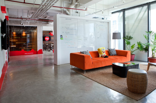 Migo Offices by Utwentysix Architecture Studio in main interior design architecture  Category