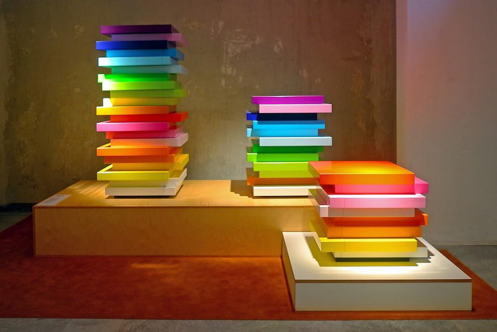 Rainbow Storage by emmanuelle moureaux architecture + design