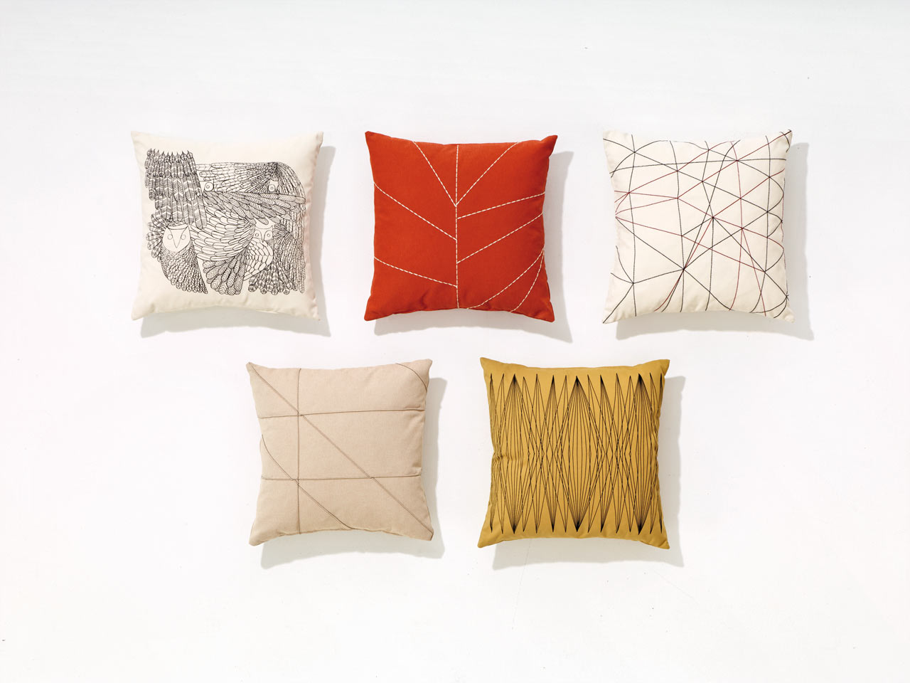 Cuscini cushions by Lievore Altherr Molina